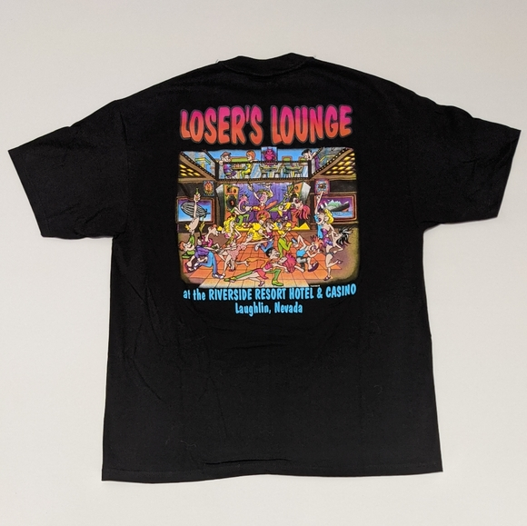 Hanes Other - 90s Nevada Hotel & Casino T-shirt